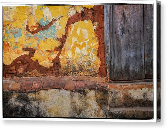 Grunge Wall Canvas Print