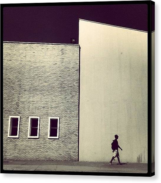 Ufc Canvas Print - #grupoimpar #grupoimpar_destaque by Vandi Jr