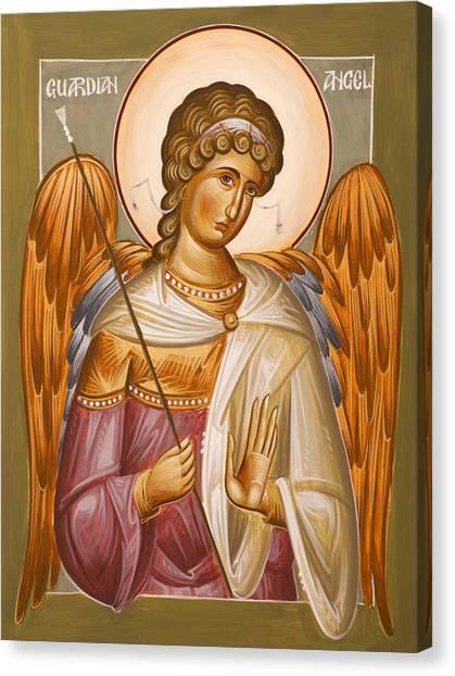 Canvas Print - Guardian Angel by Julia Bridget Hayes