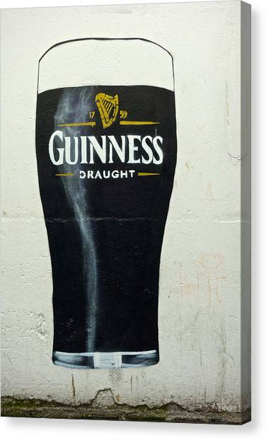 Guinness - The Perfect Pint Canvas Print