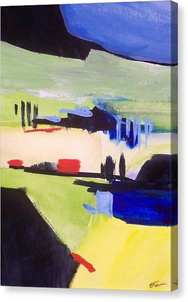 Gweedore Beg Canvas Print