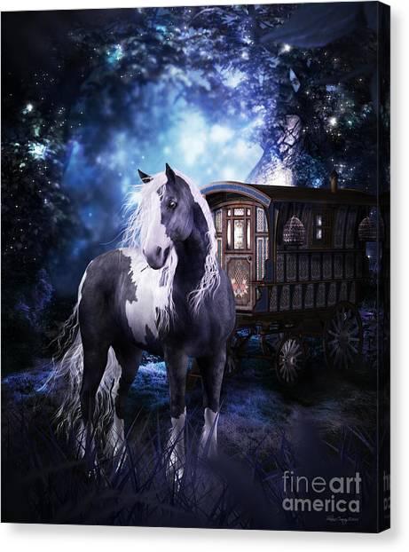 Gypsy Dreaming Canvas Print