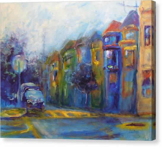 Haight-ashbury Canvas Print