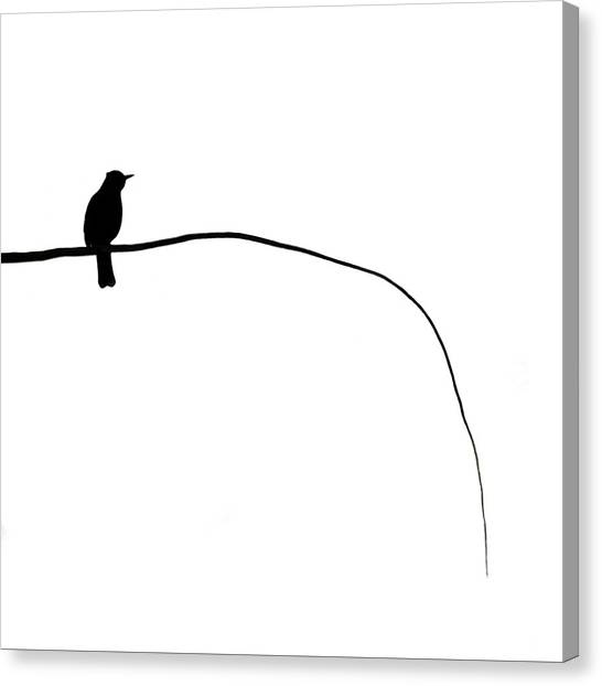 Haiku Canvas Print by Wojciech Pokora