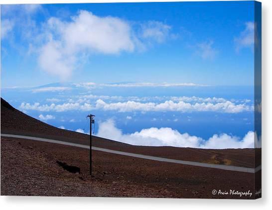 Haleakala's Heaven Canvas Print