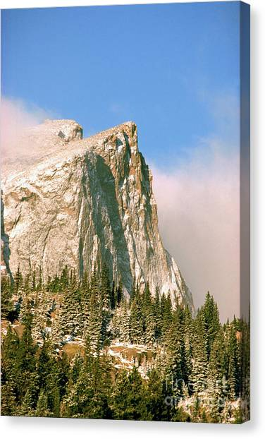 Hallet Peak Sunrise Canvas Print