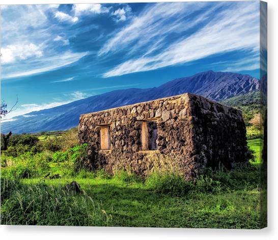 Hana Church 6 Canvas Print