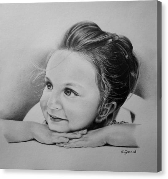 Hana Canvas Print