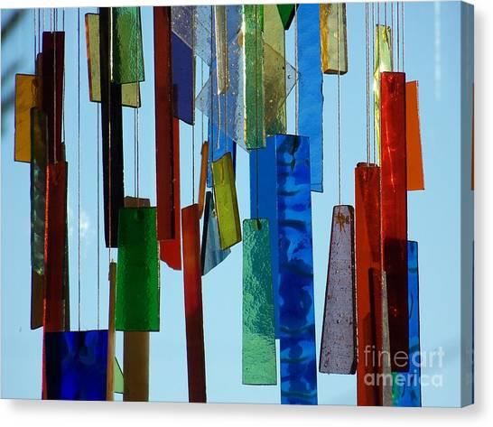Hang Ups Canvas Print