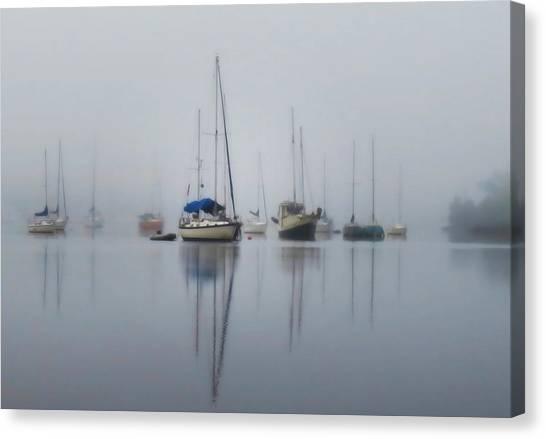 Harbor Rest Canvas Print