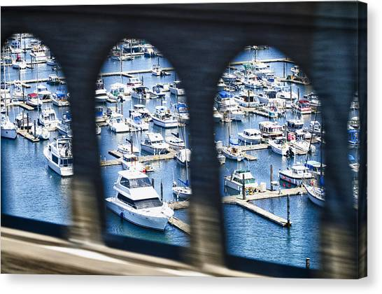 Harbour Bridge Canvas Print
