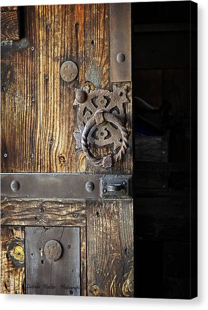 Hardware Canvas Print