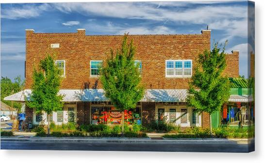 Hardware Store - Franklin Tennessee Canvas Print