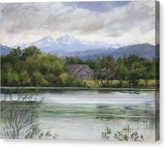 Canvas Print - Harmony by Susan Driver
