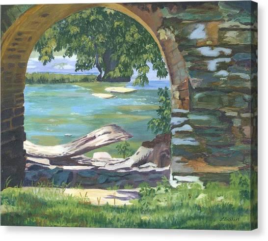 Harper's Arch Canvas Print