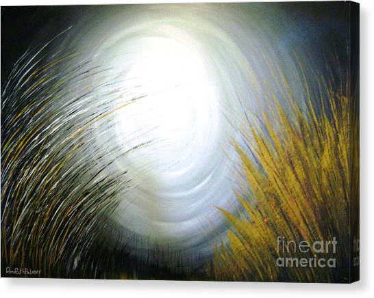 Harvest Canvas Print by Roni Ruth Palmer