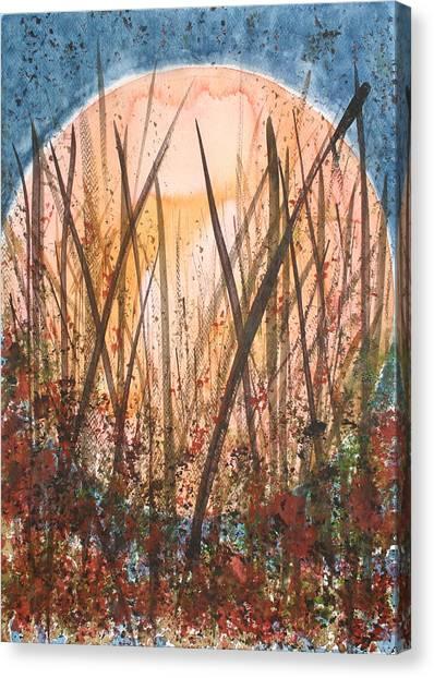 Harvest Womb Canvas Print
