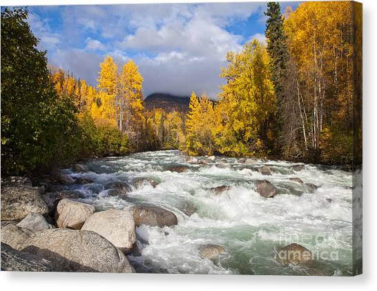 Hatchers Pass Canvas Print