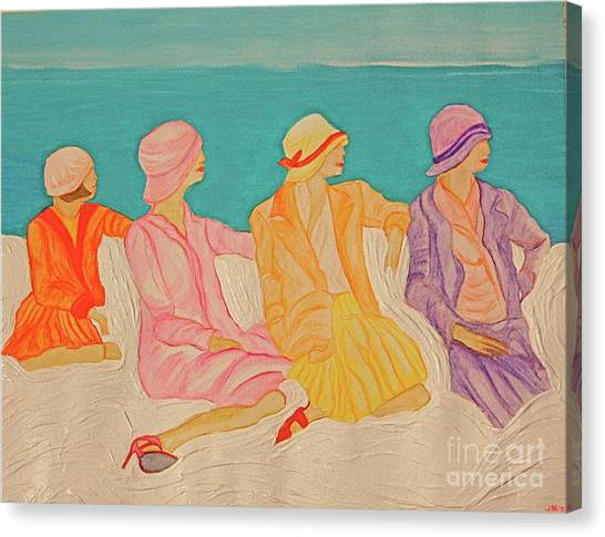 Hats By Jrr Canvas Print