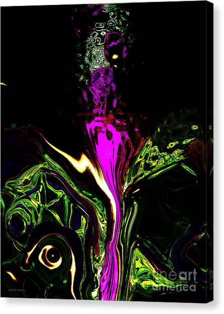 Haute Couture Canvas Print