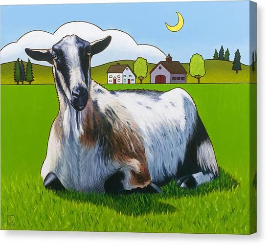 Haute Goature Canvas Print