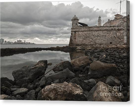 Havana Winter Canvas Print