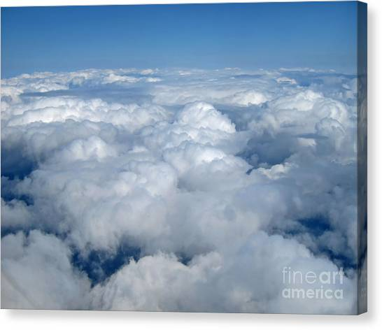 Head In The Clouds Art Prints Canvas Print