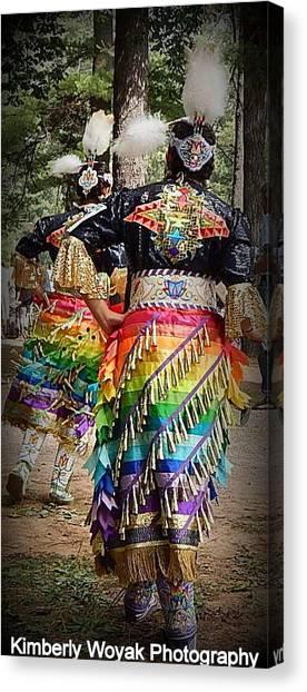 Healing Dress Canvas Print