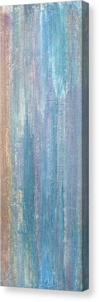Healing Rain II Canvas Print
