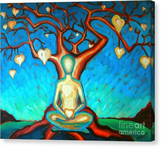 Heart And Soul Canvas Print