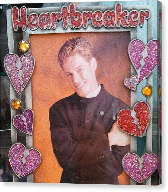 Priests Canvas Print - #heartbreaker #priest Frame #model At by Jonathan Oskins