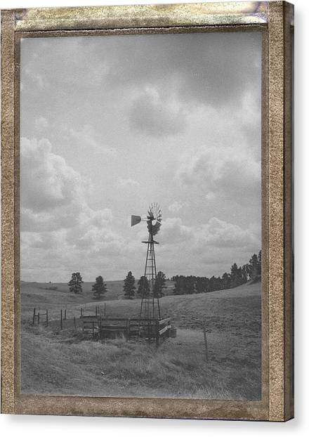 Heartland Memory Canvas Print