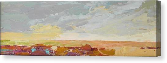 Heartland Series/southwest Canvas Print by Marilyn Hurst