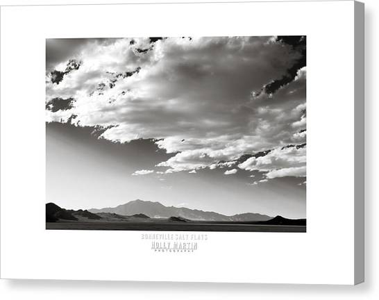 Dirt Bikes Canvas Print - Heaven And Speed IIi by Holly Martin
