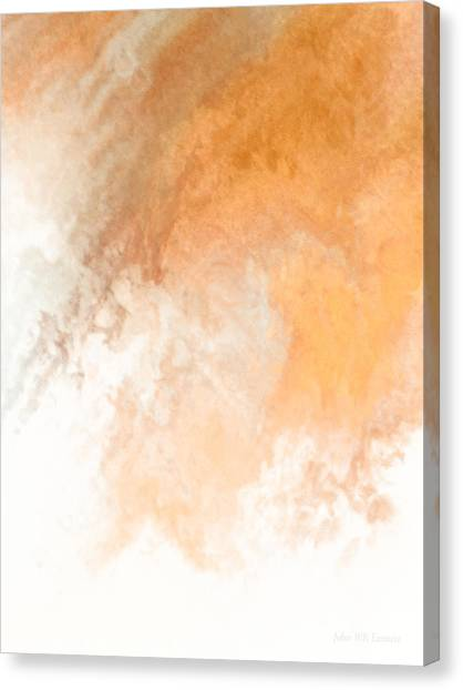 Heaven II Canvas Print