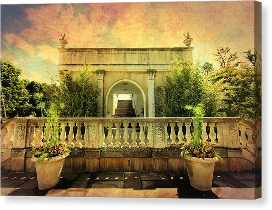 Heavenly Gardens Canvas Print