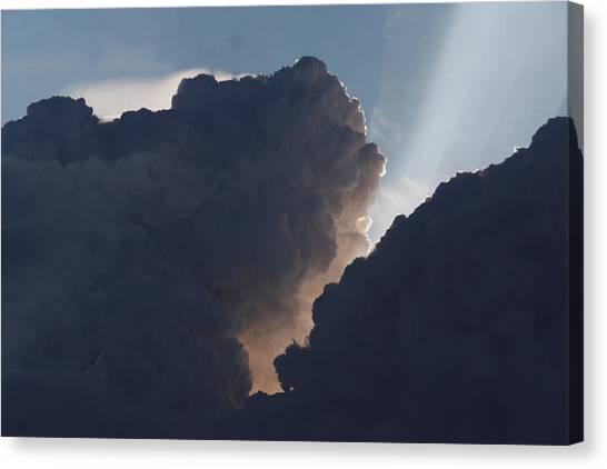 Heaven's Door Canvas Print