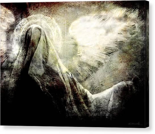 Heavens Shroud Canvas Print