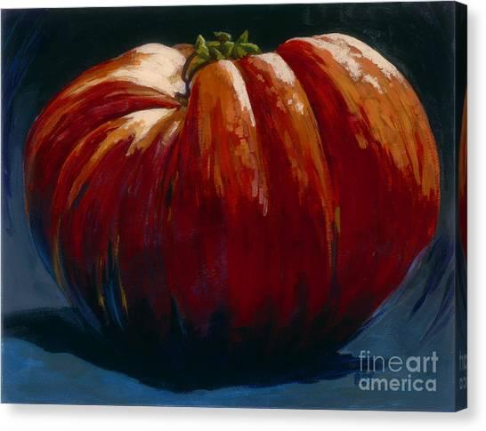 Heirloom Tomato Canvas Print