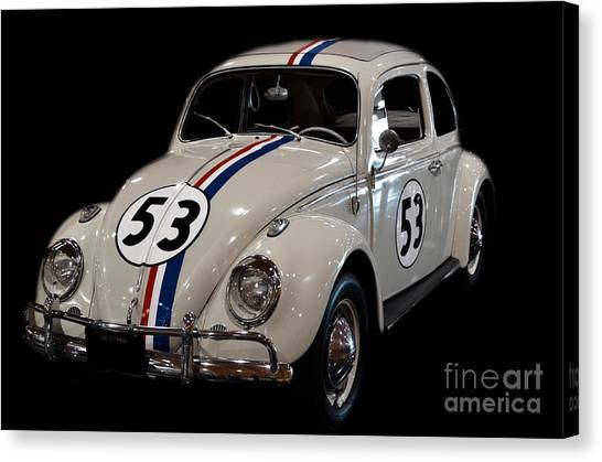 Herbie Canvas Print