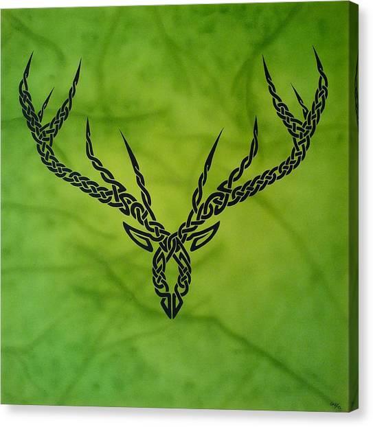 Herne Canvas Print