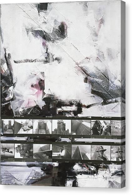 Hic Et Ubique Canvas Print