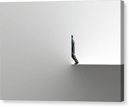 Portal Canvas Print - Hidden by Natalia Baras
