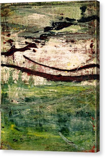 Hidden Treasures Canvas Print by Natalie Starnes