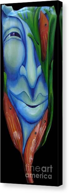 Hide And Seek Canvas Print