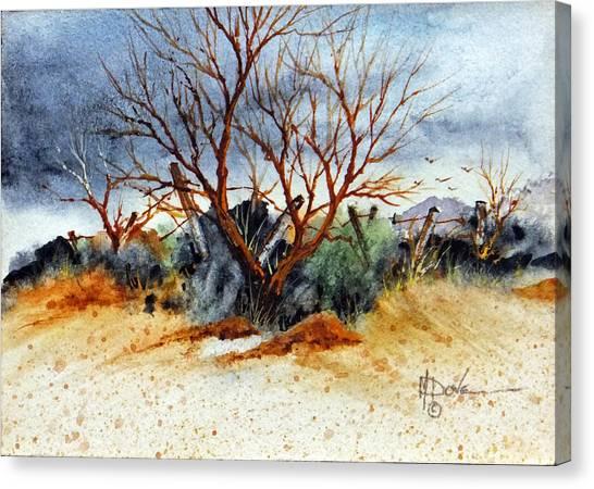 High Desert Experience Canvas Print