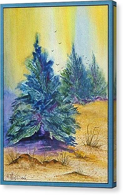 High Desert Spirit Canvas Print