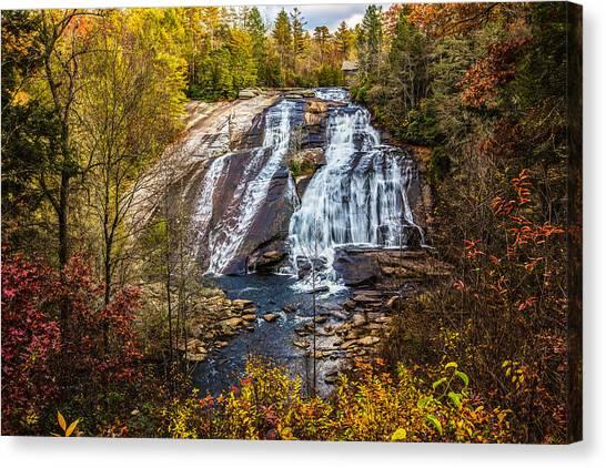 High Falls Canvas Print
