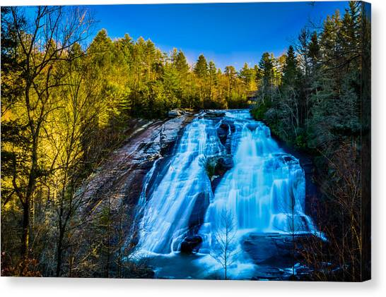 High Falls Canvas Print