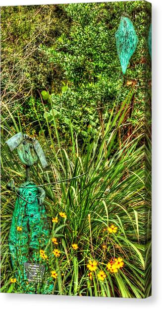 High Flyer Canvas Print